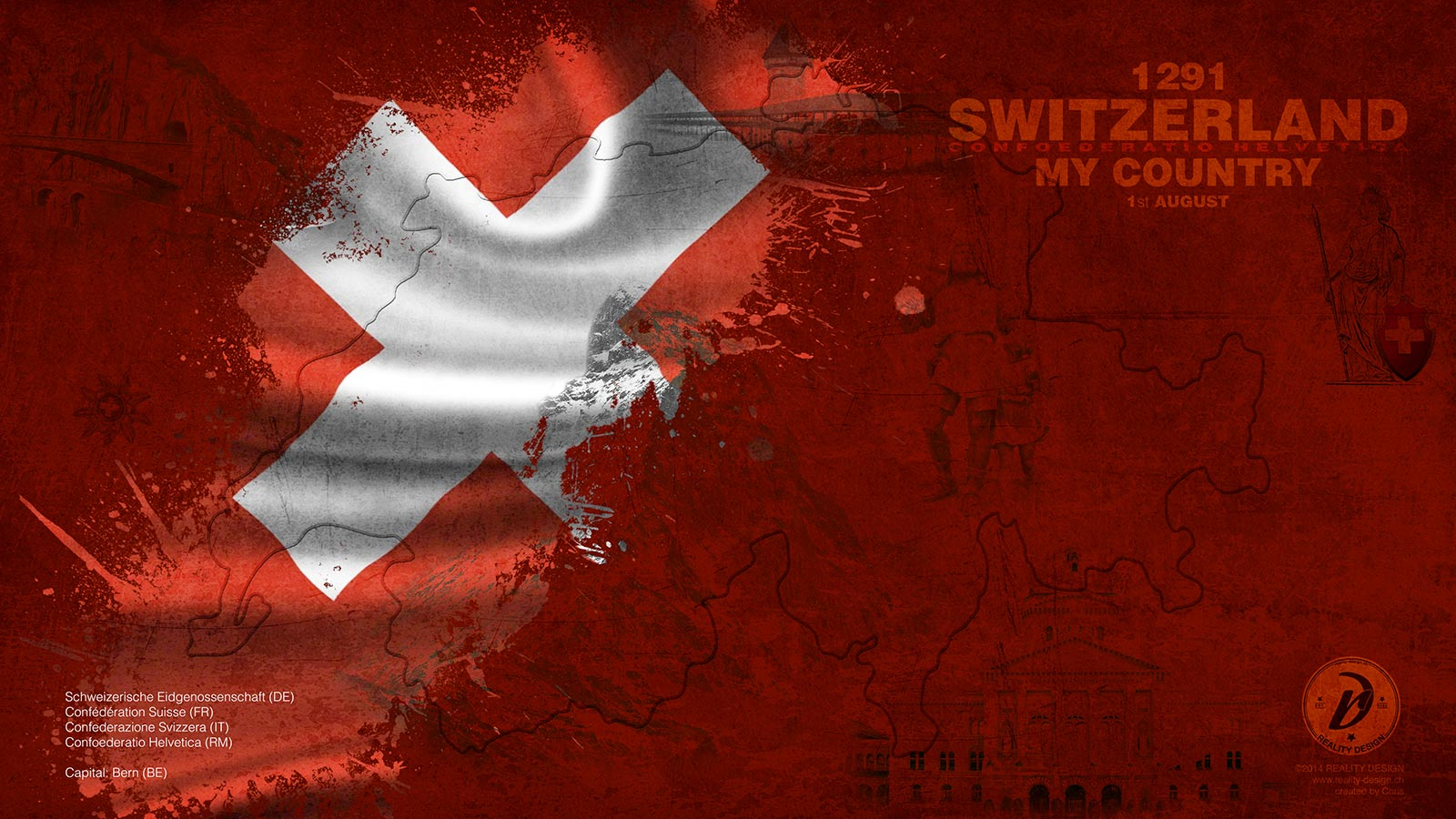Switzerland My Country